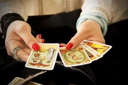 Tarot y tarotistas