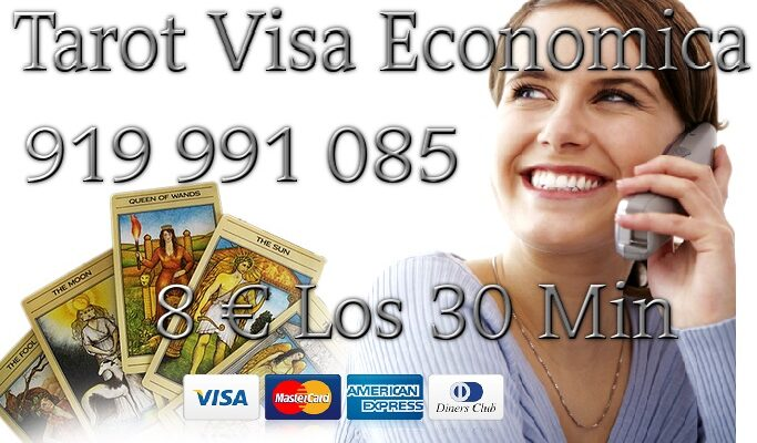 Tarot Visa 5 € los 15 Min/ 806 Tirada de Tarot